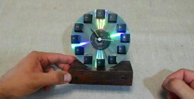 cómo hacer un reloj