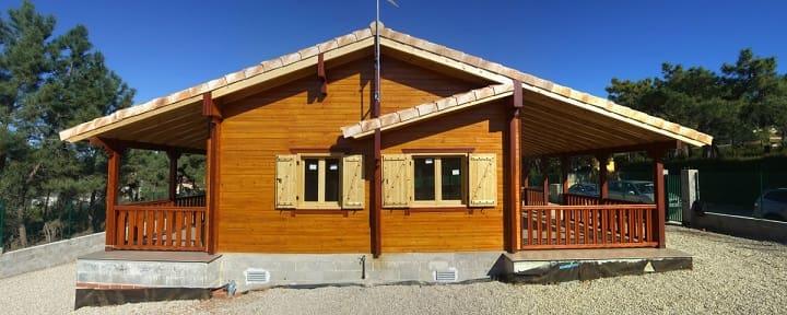 C mo hacer una casa de madera paso a paso como hacer un - Construir una casa de madera ...