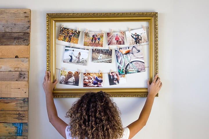 C mo hacer un lbum digital como hacer un - Manualidades album de fotos casero ...