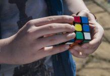 como hacer el cubo de rubik