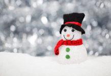 Un Muñeco De Nieve