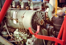 cómo funciona un motor diesel