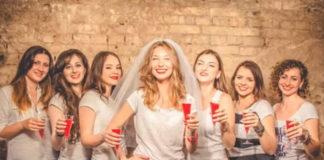 cómo hacer una despedida de soltera