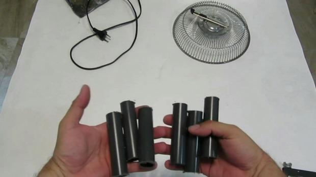 video de aire acondicionado casero