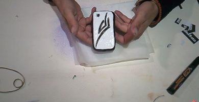 hacer fundas de móvil de silicona