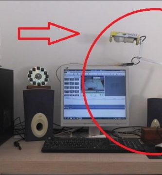 Pasos para hacer una lámpara escritorio flexible.