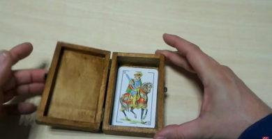 Cómo Hacer Una Caja Para GUARDAR CARTAS