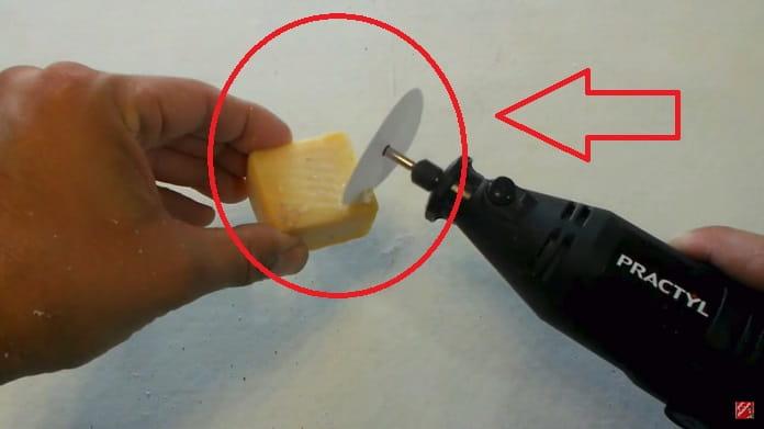 Cómo cortar cosas con papel.