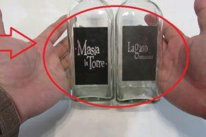 transferencia de imágenes en cristal.