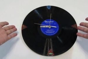 disco de vinilo.