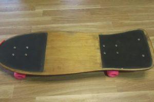 arreglar un skate rápido y fácil.