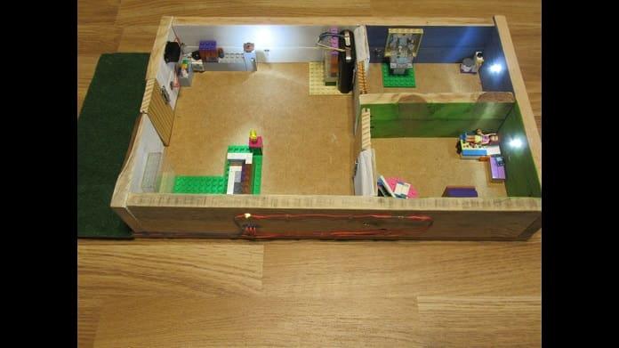como se hace un circuito electrico para niños de primaria