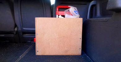 hacer cajas con materiales reciclados.