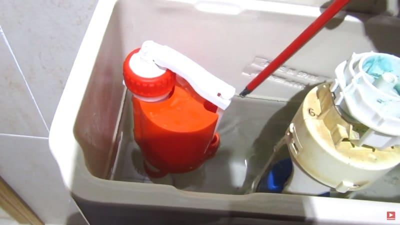 cambiar flotador de cisterna fácil y rápido.